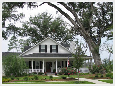 Savannah Cottage Homes